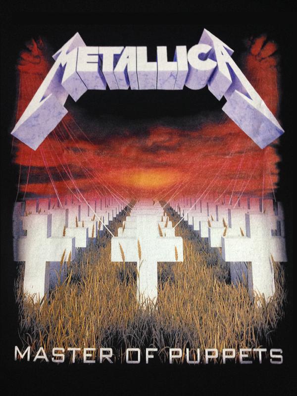 Фото принта Metallica