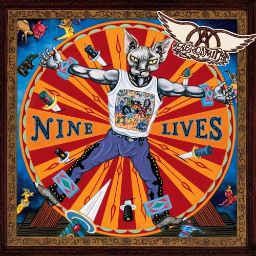 Aerosmith Nine Lives (1997)