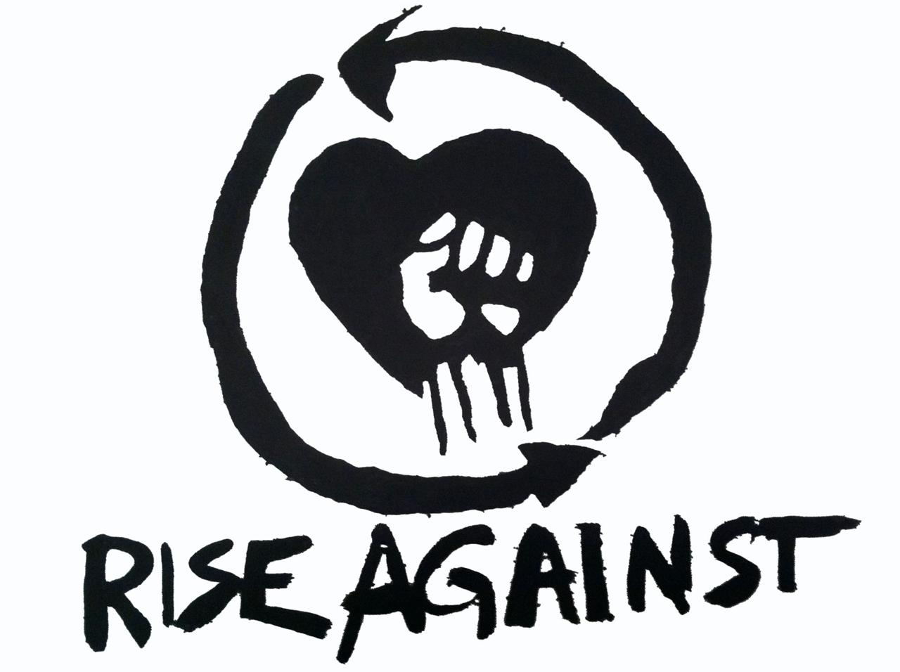 Rise Against_logo