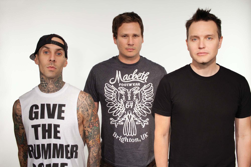 Blink 182 группа